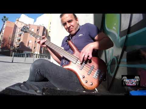 Manowar power bass cover