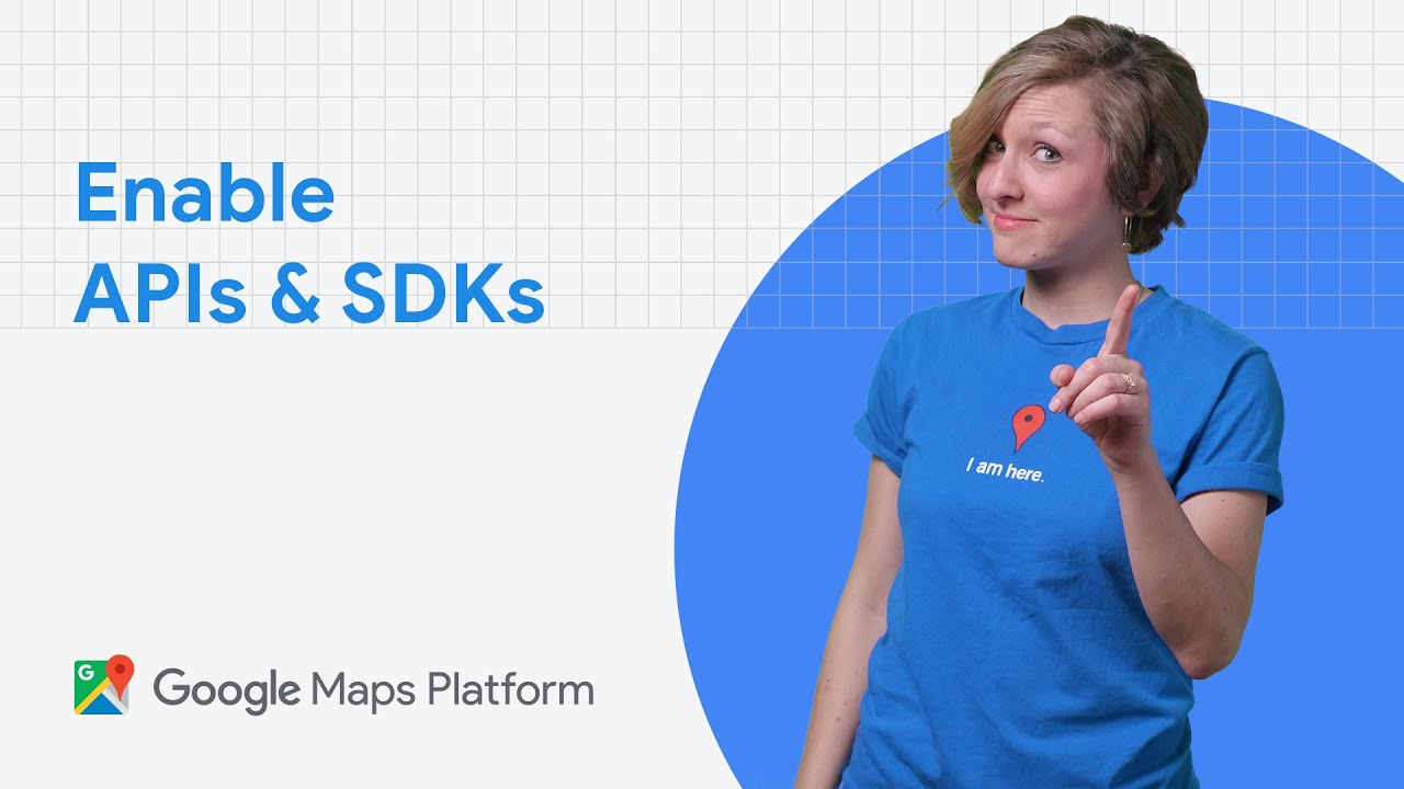In our most-watched video to date, Emily Keller explains how to enable Google Maps Platform APIs and SDKs.