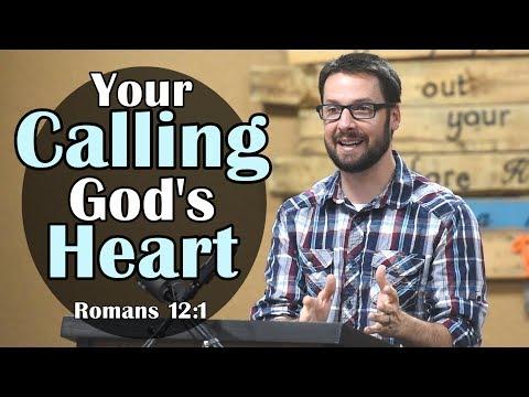 God Wants A Living Sacrifice: Romans 12:1