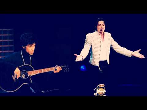 Michael Jackson duet with Prince - Shake Your Body 【Audio】(fanmade)