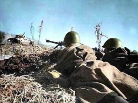 A Hilltop With No Name (Soviet Songs in English)