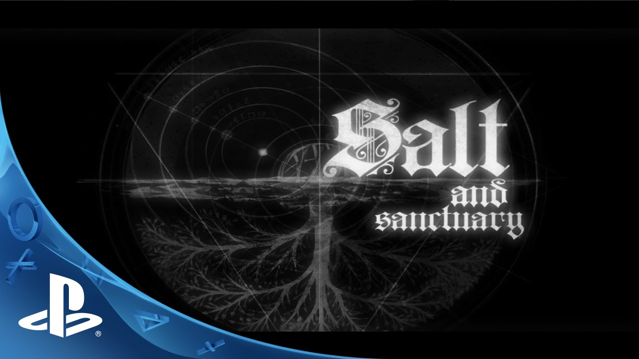 Ska Studios' Salt and Sanctuary coming soon exclusively to PS4/PS Vita