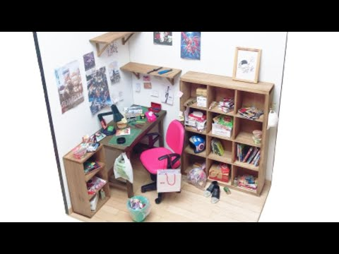 Miniature Diorama Kit  HANK'S DIORAMA SET Hobby Corner