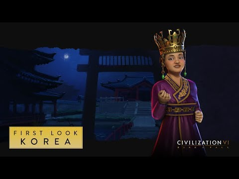 Civilization VI: Rise and Fall – First Look: Korea thumbnail