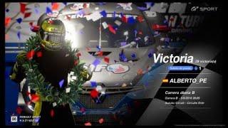🚩Gran Turismo SPORT Online🚩 Road to Trophy, Record de victorias, 39 Victorias, C.B.Renault S. R.S.01