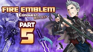 "Part 5: Fire Emblem Fates, Conquest Lunatic, Ironman Stream - ""Take Two!"""