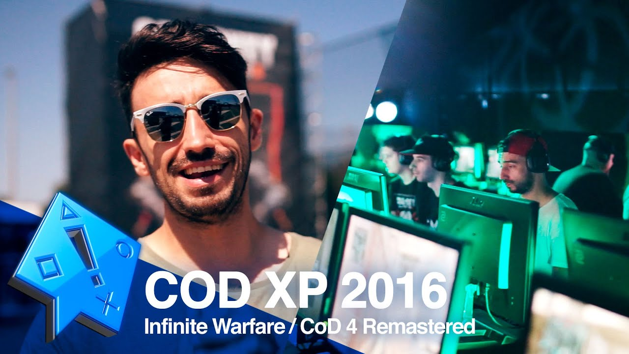 Todos los anuncios de la Call of Duty XP