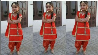 Kids Punjabi Suit Design Ideas || Patiala Suit For Girls || Cute Indian Outfits Ideas For Girls