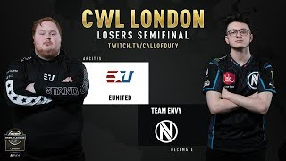 eUnited vs Team Envy | CWL London 2019 | Day 3