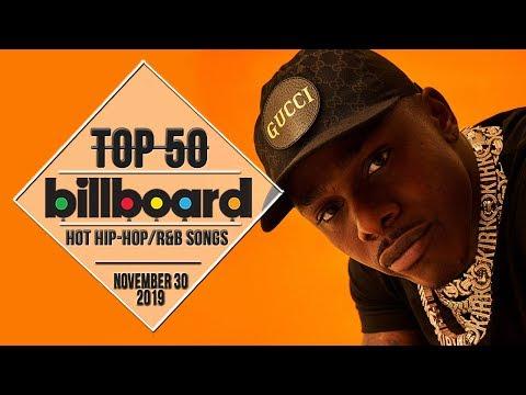 Top 50 • US Hip-Hop/R&B Songs • November 30, 2019 | Billboard-Charts