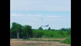 Первый полет МС-21