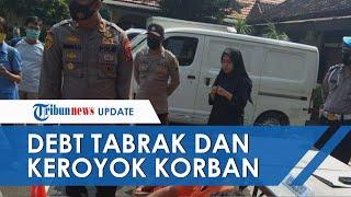 Empat Debt Collector di Kediri Nekat Tabrak hingga Keroyok Debitur, Kini Ditangkap Polisi