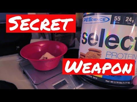 Healthy desert recipe – I'm a beast at my new hobby