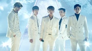 《Comeback Special》 B.A.P - SKYDIVE @인기가요 Inkigayo 20161113