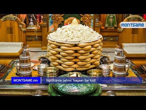 Significance behind Tsagaan Sar food
