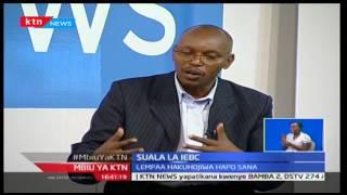 Mbiu ya KTN: Mahojiano kuhusu suala la IEBC, Disemba 21 2016