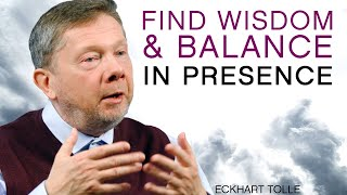 Waiting for the Next Moment | Balance in Presence