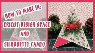Create Tent Card Templates In Cricut Design Space And In Silhouette Studio