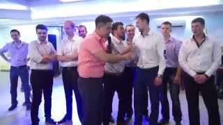 Крутые танцы на свадьбе
