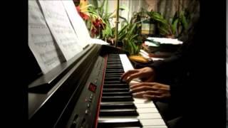 Dead Sea - Shiki (piano & sheets)