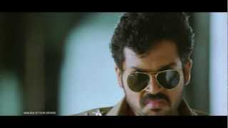 Karthi, Anushka Shetty - Official Trailer 1 - Alex Pandian