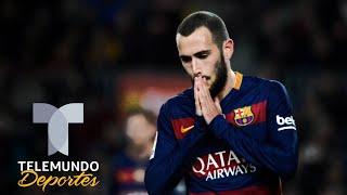 Exjugador del Barcelona revela el calvario que vivió en el club | La Liga | Telemundo Deportes