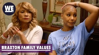 Iyanla Walks Out on the Braxtons   Braxton Family Values   WE tv