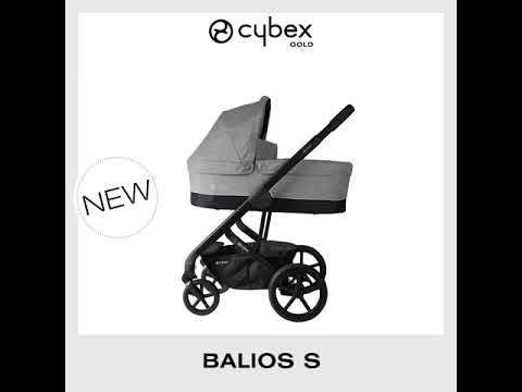 Cybex Спальный блок Carry Cot S Rebel Red