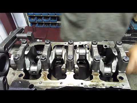 Фото к видео: Montagem de Motor Endura Fiesta