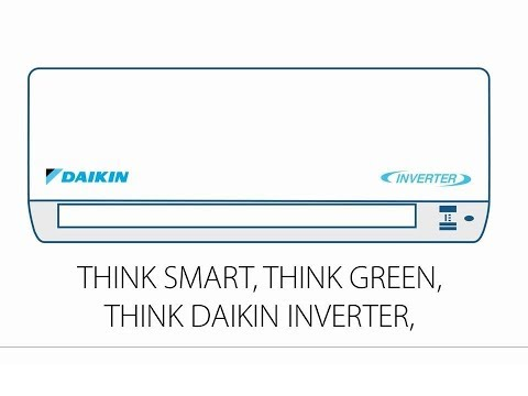 Daikin Inverter Technology