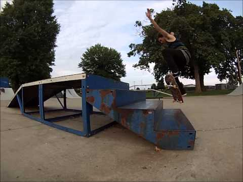 OLD BARDSTOWN SKATEPARK CLIPS