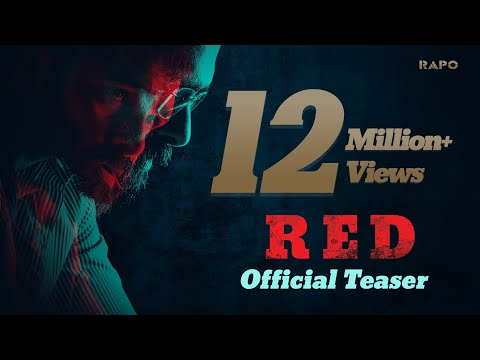 RED Official Teaser | Ram Pothineni