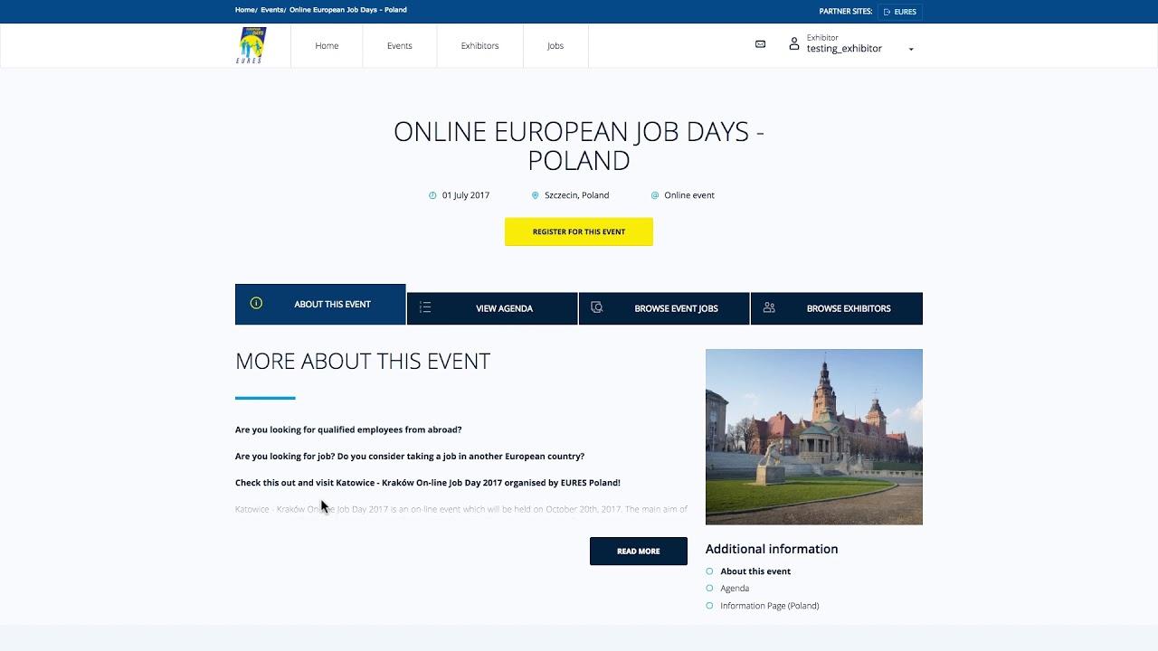 European Job Days