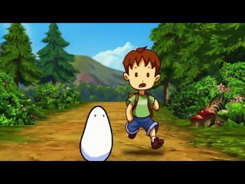 A Boy and His Blob Trailer thumbnail