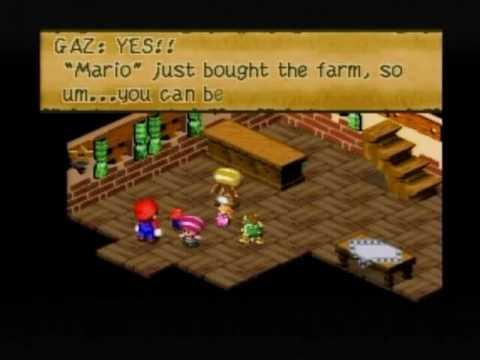 Super Mario RPG: Legend of the Seven Stars Walkthrough - 08 Tadpole