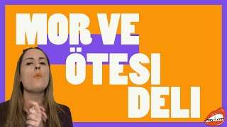 EUROVISION: REACTION TO MOR VE ÖTESI - 'DELI' (TURKEY 2008)
