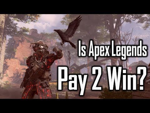 Is Apex Legends Pay To Win?