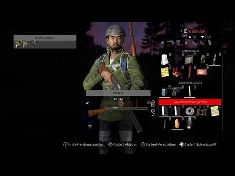 DayZ on PS4 - First look