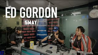 Ed Gordon on Standing Up to Suge Knight, Relationship With Tupac + Emotional New TV Show