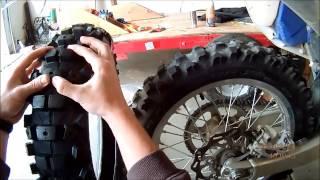 New Tire Review Kenda K772 Parker DT