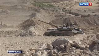 Сирийские войска ведут решающие бои за Пальмиру