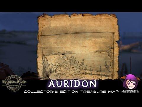 Auridon CE Treasure Map   Elder Scrolls Online Wiki