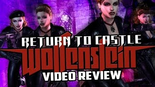 Retro Review - Return to Castle Wolfenstein