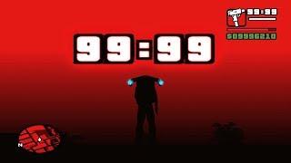 НИКОГДА НЕ СТАВЬ ВРЕМЯ 99:99 В GTA SAN ANDREAS