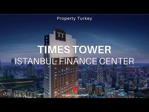 Times Tower properties in Istanbul Finance Centre