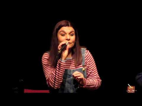 Hafdis Huld Dream Small Live@Winchester Discovery Centre 15th Nov 2018.