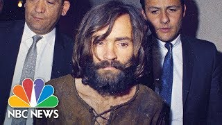 Flashback: The Infamous Mass Murderer Charles Manson | NBC News