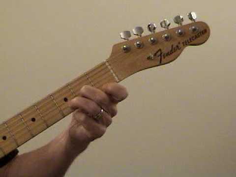 Dm chord (D minor chord)
