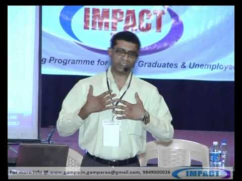 Power Of Subconsious Mind|Karunakar|TELUGU IMPACT Hyd 2012