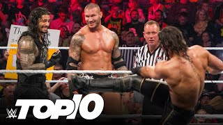 Randy Ortons unexpected teammates: WWE Top 10, May 2, 2021 - 10